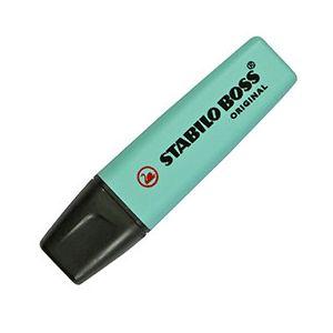 Stabilo Boss Original Pastel Bleu turquoise