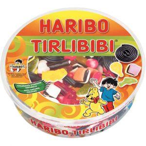 Haribo Bonbons assortiment Tirlibibi - Boîte de 750 g