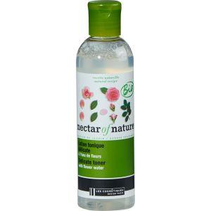 Nectar of Nature Lotion tonique délicate à l'eau de fleurs