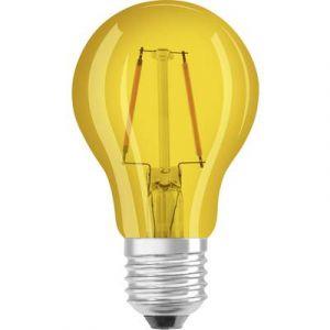 Osram 4058075816077 Ampoule LED Verre 2,00 W E27 Jaune