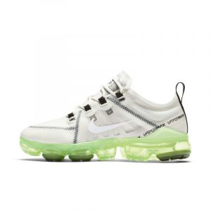 Nike Chaussure Air VaporMax 2019 Femme - Blanc - Taille 37.5