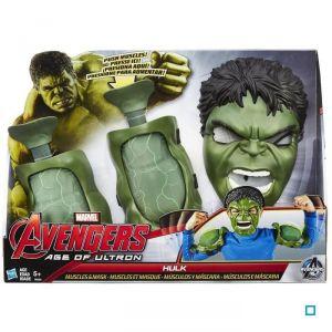 Hasbro Muscles et masque Hulk
