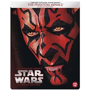 Star Wars - Episode 1 : La Menace Fantôme [Édition Limitée boîtier SteelBook]