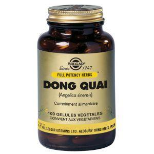 Solgar FP Dong quai - 100 gélules