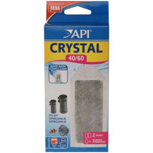 API Fishcare Crystal Superclean40/60 X2