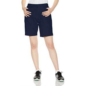Puma Bermuda de golf Pounce pour Femme, Bleu, Taille XL