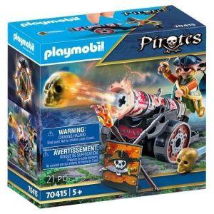 Playmobil 70415 - Canonnier pirate