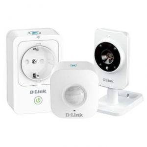 D-link DCH-100KT - Kit de démarrage Smart Home HD