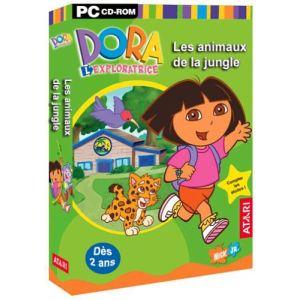 Dora L'exploratrice : Les Animaux de la Jungle [Windows]