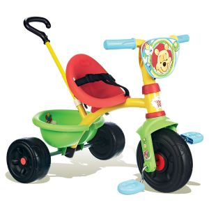 Smoby 444240 - Tricycle Be Move Winnie l'Ourson 2015