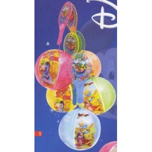 Tap-Ball 2000 Tap-Ball Winnie l'ourson 22 cm (couleur aléatoire)