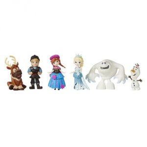 Hasbro Mini-Poupee la Reine des Neiges - Pack Collector 6 personnages