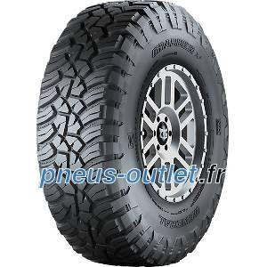 General Tire Pneu GRABBER X3 285/75 R16 116 Q