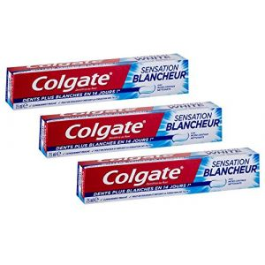 Colgate Sensation White Dentifrice 75ml