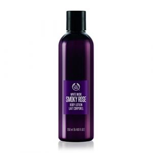 The Body Shop White Musk Smoky Rose - Lait corporel