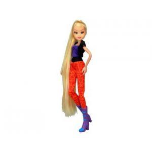 Witty Toys Poupée Winx Magical Hair Stella (29 cm)