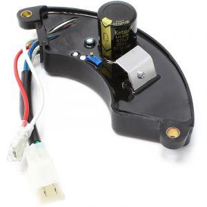 wiltec Pour Diesel Générateurs AVR automatique régulateur de tension (50Hz / 220V) 3500W 5500W 6500W
