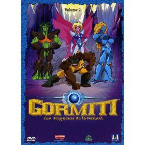 Gormiti - Saison 1 - Volume 2 : Les Seigneurs de la Nature !