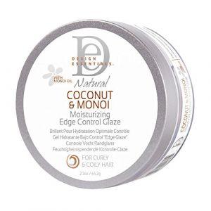 Design Essentials Natural Coconut & Monoi moisturizing edge control
