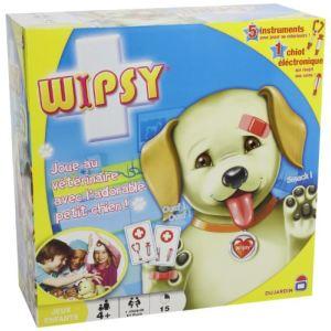 Dujardin Wipsy - Joue au vétérinaire avec l'adorable petit chien !