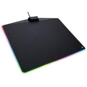 Corsair Gaming MM800 Polaris - Tapis de souris pour gamer avec rétro-éclairage multicolore USB
