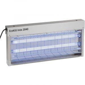 Kerbl 299932 EcoKill Tue-Mouches Electrique en Inox pour Cheval 2 x 20 W