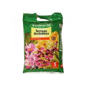 Vilmorin Terreau orchidées sac de 5 litres