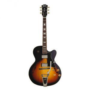 Cort Yorktown-BV - Guitare Electrique Jazz