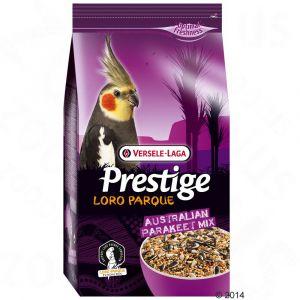Versele Laga Prestige Premium Australian Parakeet Loro Parque Mix - 2,5 kg