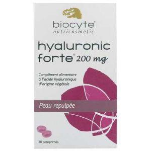 Biocyte Hyaluronic forte 200mg - 30 comprimés
