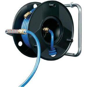 Brennenstuhl 1127030 - Enrouleur Anti Twist 20 m pour tuyau à air comprimé 9/15 mm
