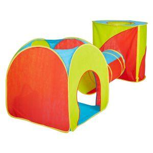 Room Studio Pop-Up Kid Active - Tente de jeu avec tunnel