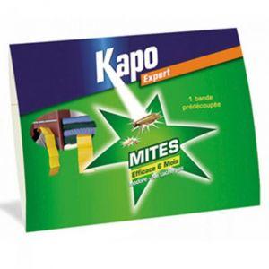 Kapo Insecticide 2 bandes prédécoupées accordéon anti-mites