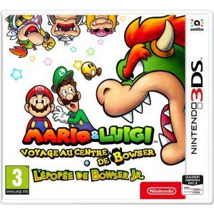 Image de Mario & Luigi: Voyage Au Centre De Bowser + L'épopée De Bowser Jr. [3DS]