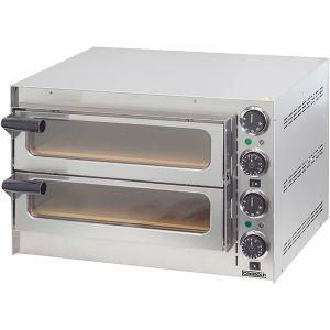 Casselin Cfrp2 four à pizza 2 chambres 2700w