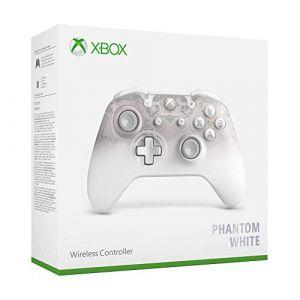Microsoft Manette pour Xbox One - Edition Spéciale Phantom White