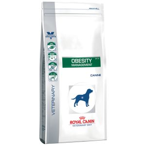 Royal Canin Veterinary Diet Dog Obesity Management DP34 14 kg - Croquettes chien