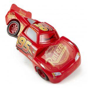 Mattel Véhicule Super Crash Cars 3 Flash McQueen (DYW39)