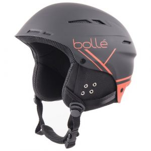 Bollé B-FUN SOFT BLACK & RED 54-58CM