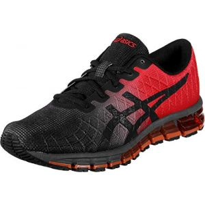 Asics Chaussures GEL-QUANTUM 180 4 Noir - Taille 40,42,44,45,46,40 1/2,42 1/2,47,48,49,41 1/2,43 1/2