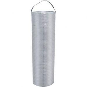 Flexor 640125 - Gaine flexible ventilation type B avec film diamètre 125mm étirable à 1.50m