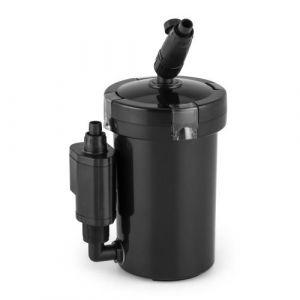 Waldbeck Clearflow 6UVL Filtre externe pour aquarium 6W 4 parties 400 l/h