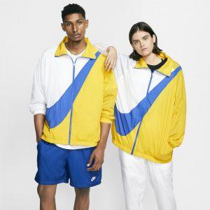 Nike Veste tissée avec Swoosh Sportswear - Or - Taille L - Female