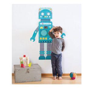 Dam Toise de croissance : Petit Collage : Robot