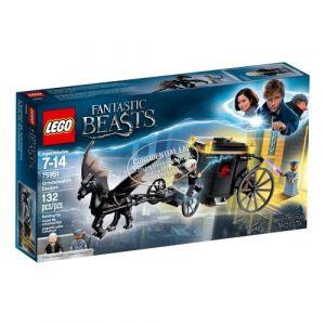 Lego 75951 - Harry Potter : L'évasion de Grindelwald
