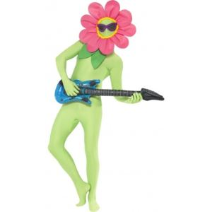Smiffy's Kit déguisement seconde peau fleur
