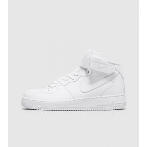 Nike Air Force 1 Mid chaussures blanc 42,0 EU 8,5 US