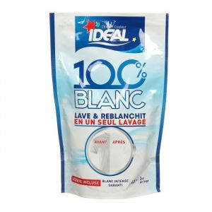 Ideal 100% blanc 300g