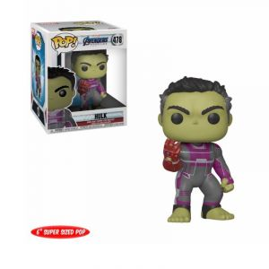 Funko Figurine Pop! Marvel Avengers Endgame Hulk 6 pouces