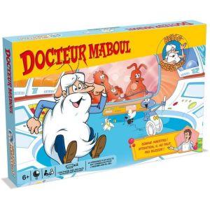 Winning Moves DOCTEUR MABOUL - Hello Maestro la vie - Jeu de société - Version française - 0477